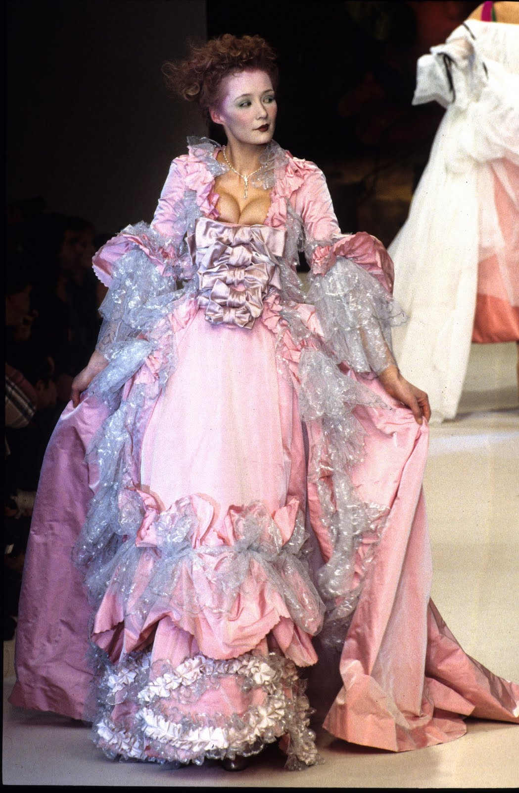 th century french women eighteenth century european dress essay  marie antoinette meets vivienne westwood the 18th century back in marie antoinette meets vivienne westwood the