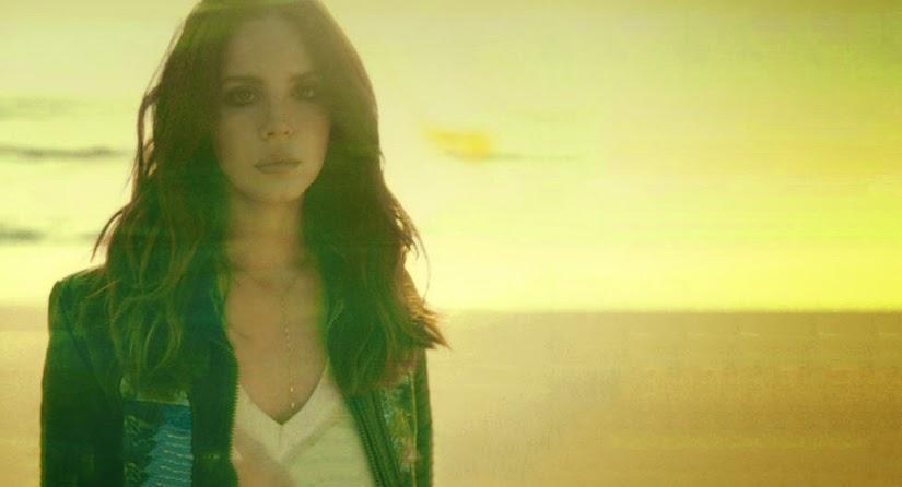 """Lana Del Rey divulga prévia do clipe """"West Coast"""""""