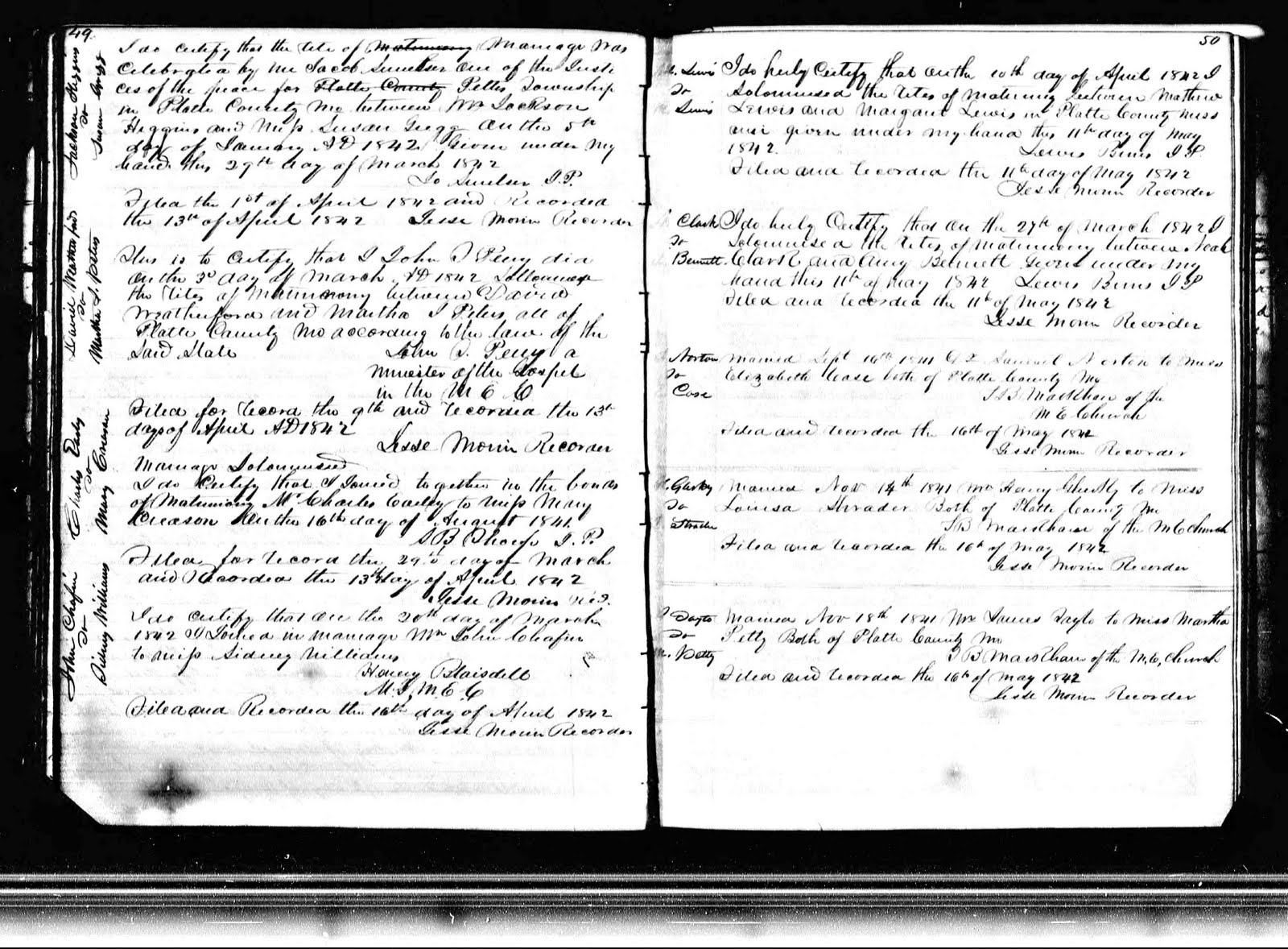 5 both these facts back margaret eliza shoemaker s statement that alexander and margaret moved to missouri before moving on to illinois