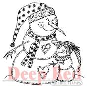 http://www.scrappingreatdeals.com/Deep-Red-Snowman-Hugs-Cling-Rubber-Stamp-0126-dog1.html