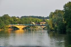 Mendener Brücke...