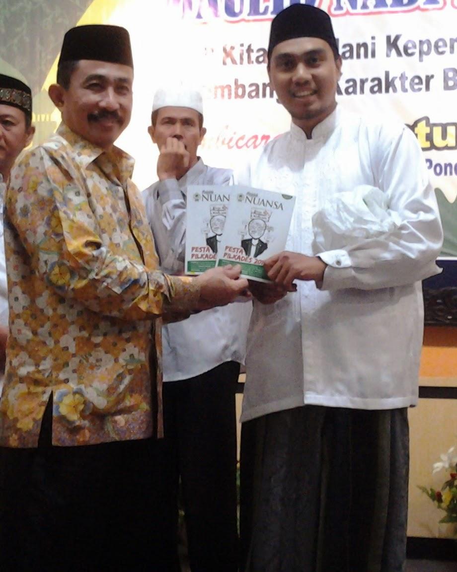 Faiz Aminuddin, MA & Bupati Pati