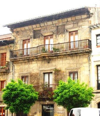 Villaviciosa, palacio de Posada