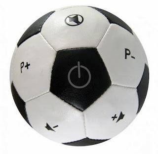 Soccer Ball Remote Control