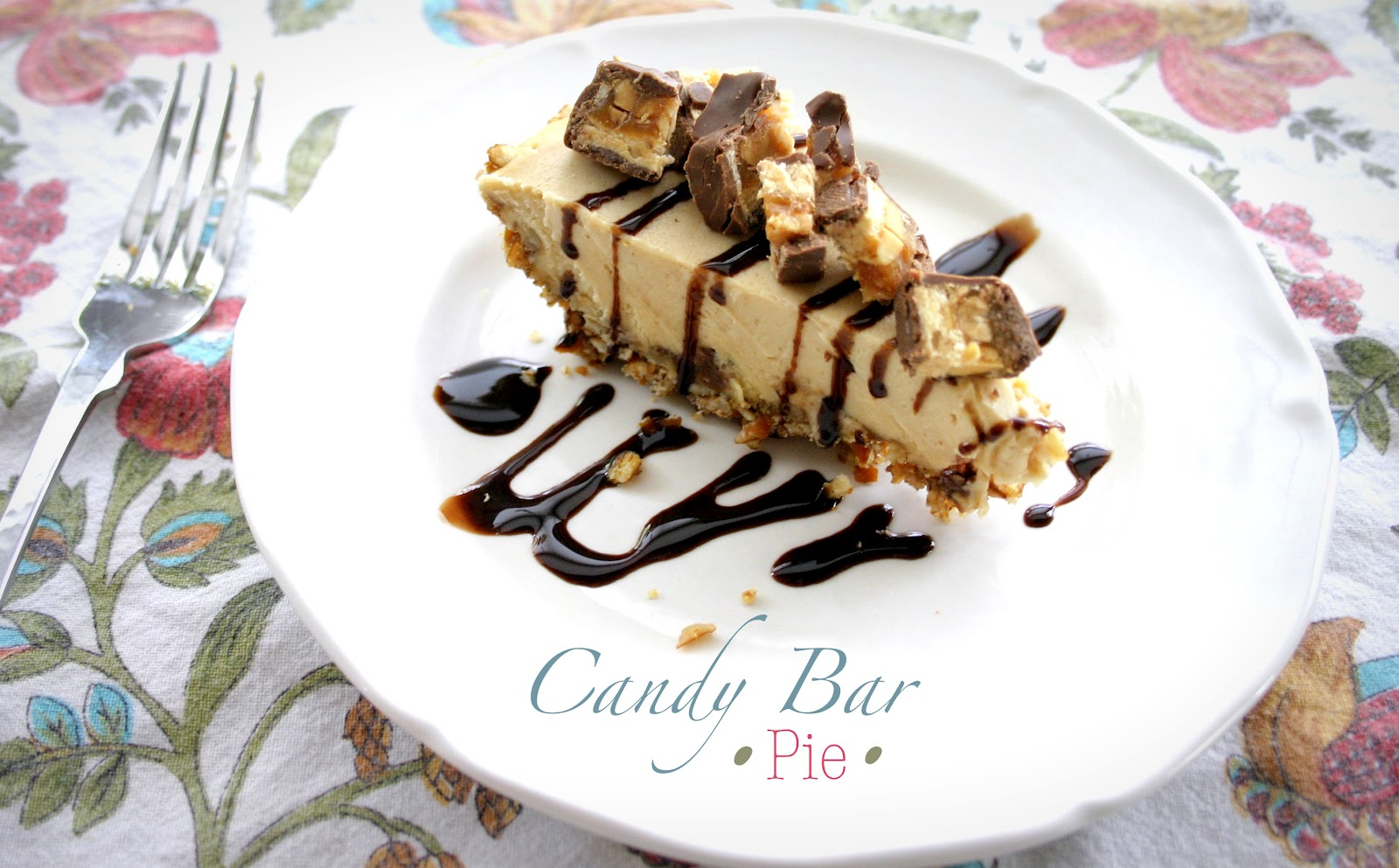 and that Candy Bar Pie that will be posted next week.