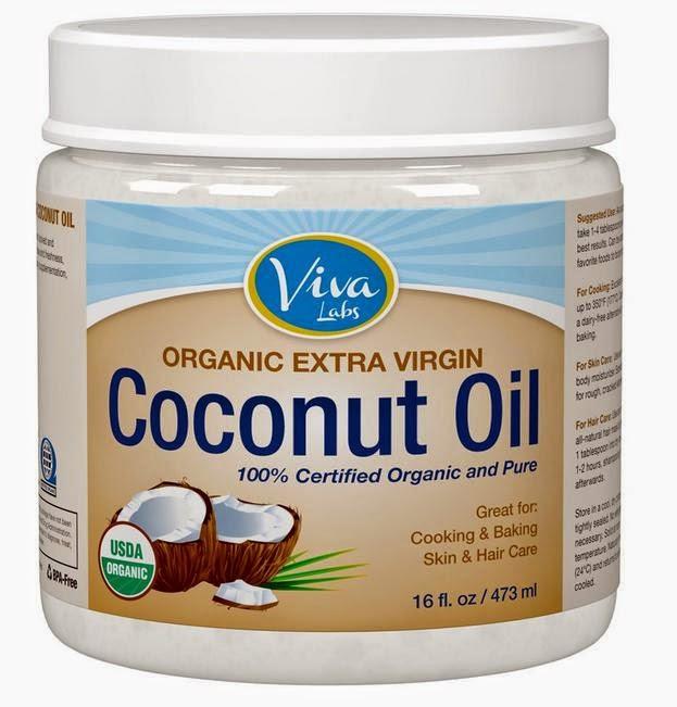 Viva Labs Organic Extra Virgin Coconut Oil