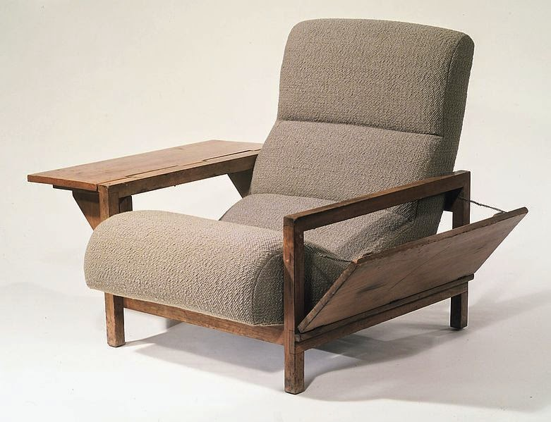 Armchair Statton by Russel Wright
