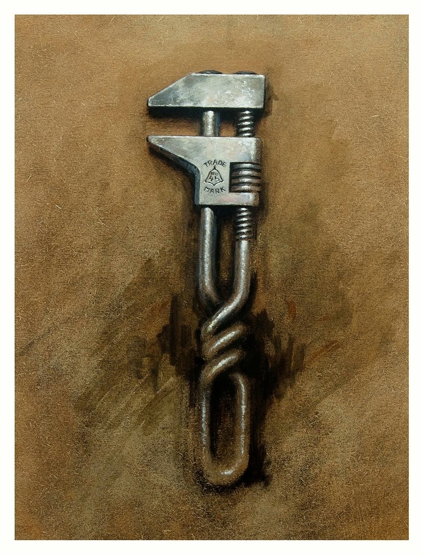 Wrench print for sale