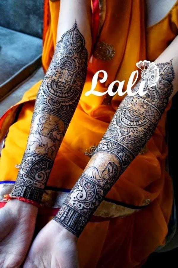 Mehndi Quotes For Her : Top mehndi designs ten