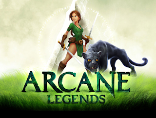 Arcane Legends Apk