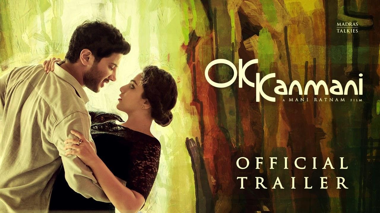 OK Kanmani Tamil Movie Official Theatrical Trailer (HQ) | Mani Ratnam, A R Rahman