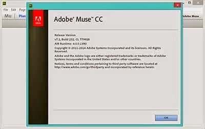 adobe muse cc crack free download