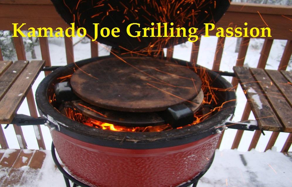 Kamado Joe Grilling Passion