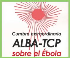 En La Habana, Cumbre ALBA-TCP sobre el Ébola