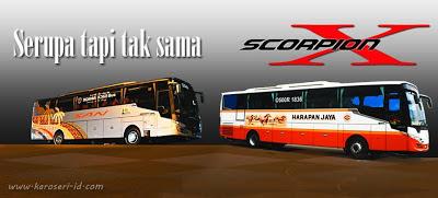 ScorpionX PO SAN Vs ScorpionX Harapan Jaya