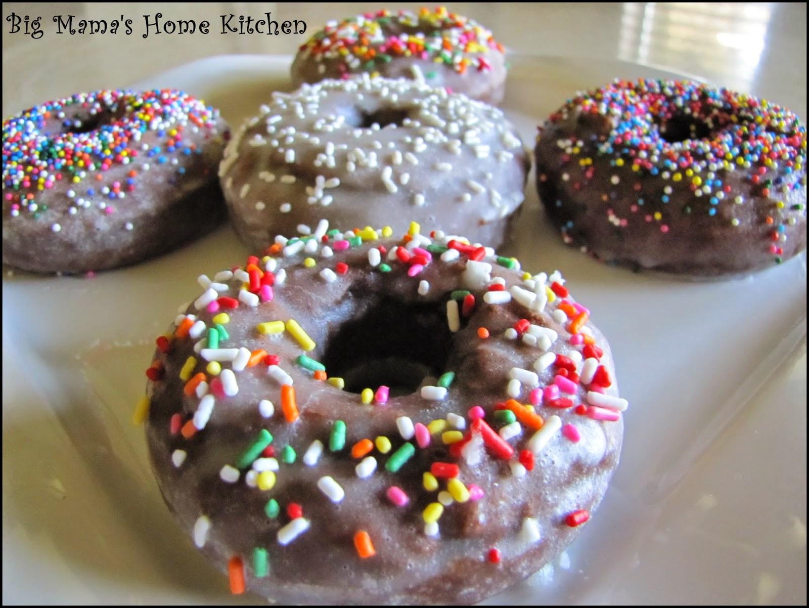 Box cake mix donut recipe