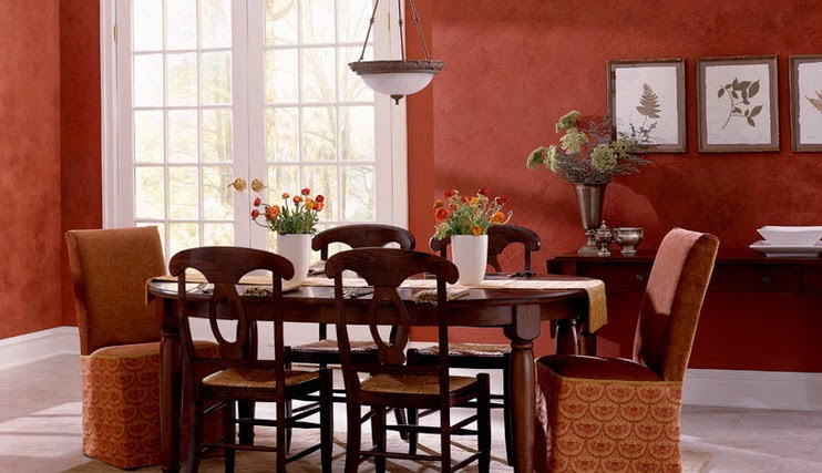 warna ruang makan sesuai fengshui