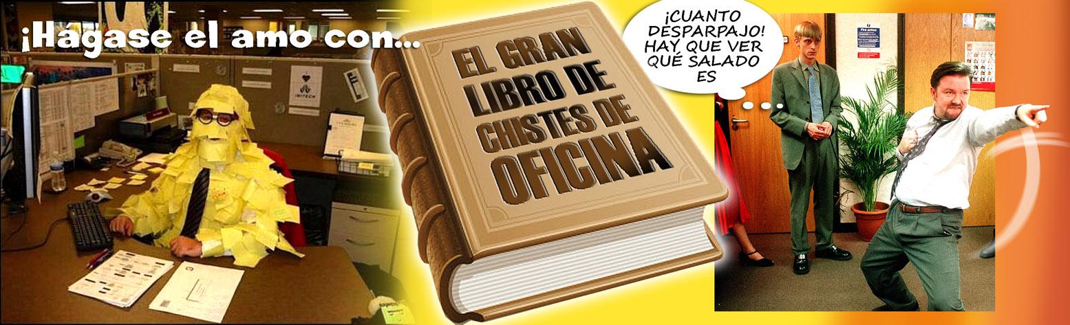 El pirata fanzine 198 hola for Chistes de oficina