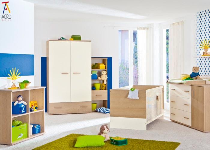 Camerette 0 3 anni ragazzi i bimbi crescono e la camere con loro camerette trasformabili paidi - Babyzimmer bruno ...