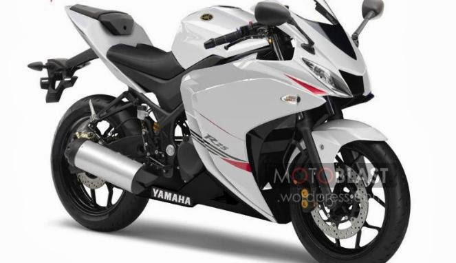 Foto Yamaha R25 Daftar Motor Yamaha Terbaru 2014