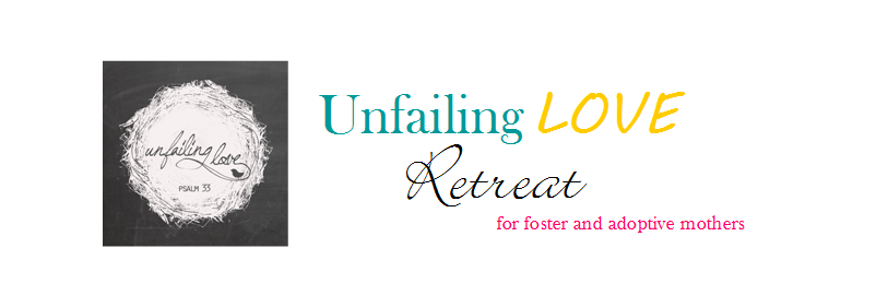 Unfailing Love Retreat