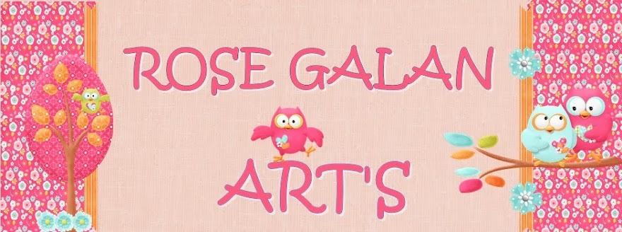 rose galan art's