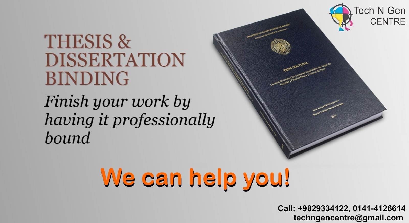 thesis & dissertations press Guidelines for writing a thesis and information in the popular press get a copy of the graduate school's guidelines for writing theses and dissertations and.