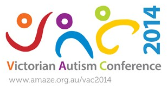 Victorian Autism Conference logo