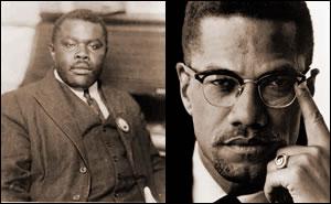 As contribuições de Malcolm e Garvey para o Pan-Africanismo