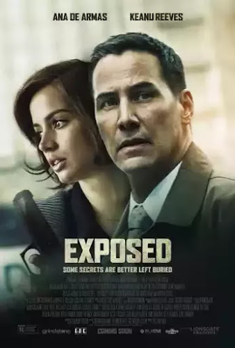 Poster Of Hollywood Film Watch Online Exposed 2016 Full Movie Download Free Watch Online 300MB