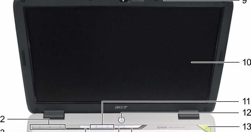Laptop Service Manuals  Acer Aspire 4720g  4720z  4720  4320