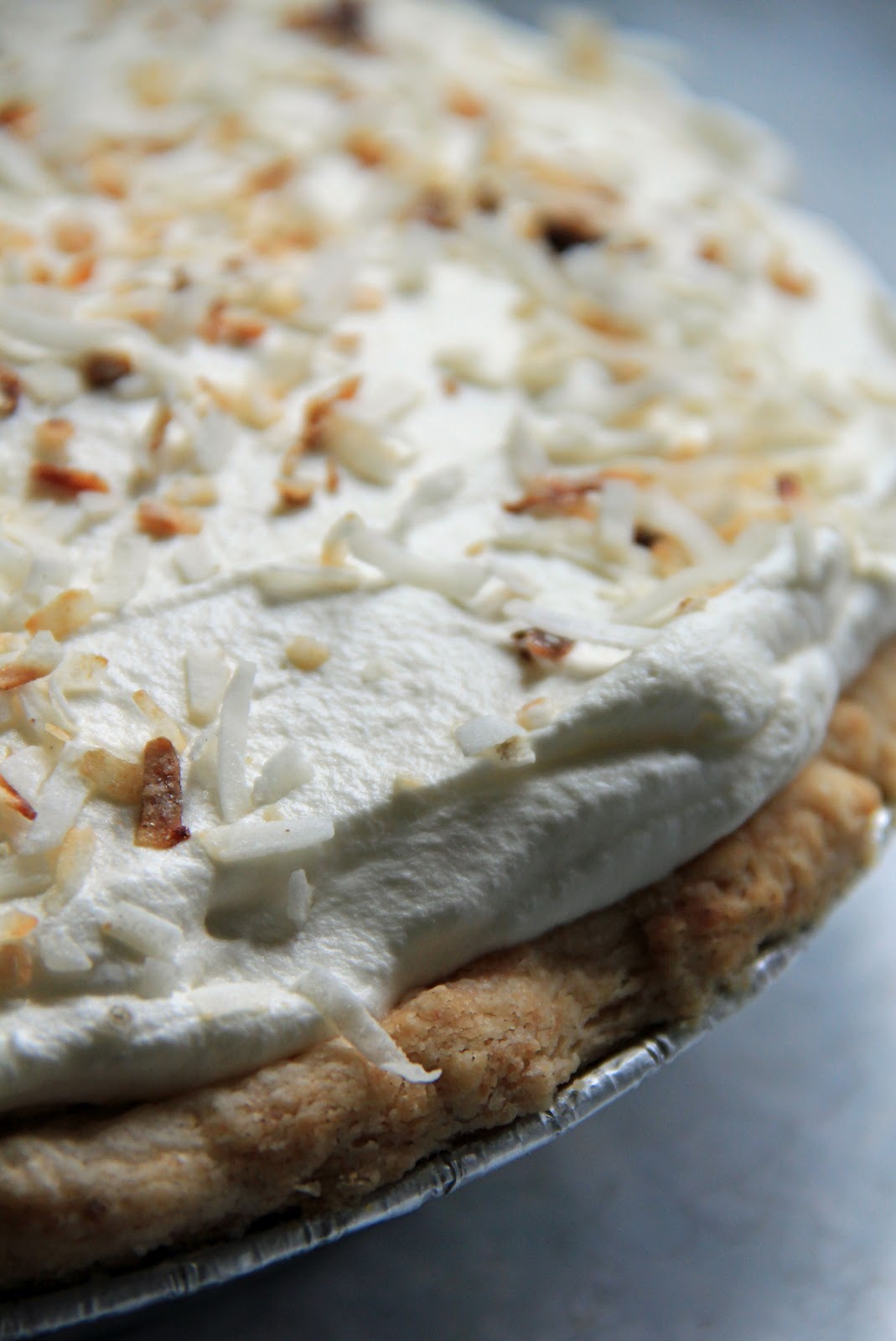 Jo and Sue: Banana Coconut Cream Pie