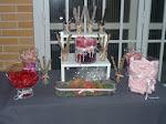mesa para fiesta, cumpleaños....