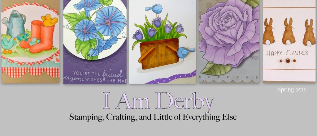 I am Derby