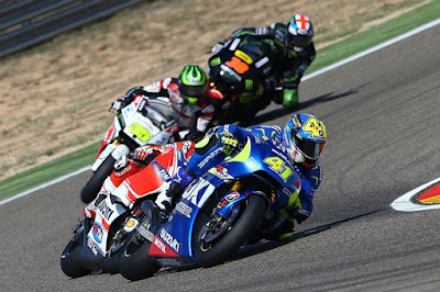 Finis Keenam, Aleix Sebut Aragon Seri Terbaik Musim Ini