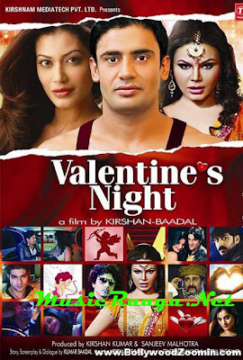 Valentines Night hindi mp3 songs