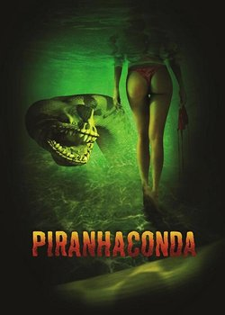 Download Piranhaconda 2012 HDTV Rip XviD