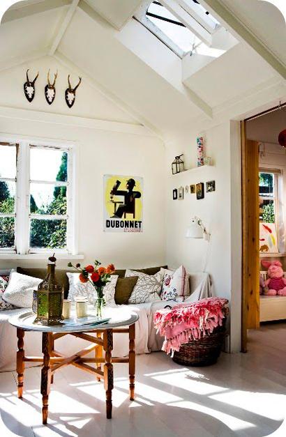 Una casa de campo acogedora y hogare a tr s studio blog de decoraci n interiorismo - Casa y campo decoracion ...