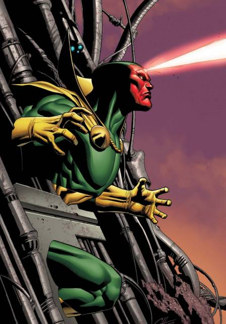 Vision (Marvel comics) Character Review - Action