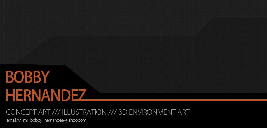 The Art of Bobby Hernandez