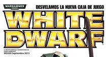 Anterior logotipo de la revista White Dwarf