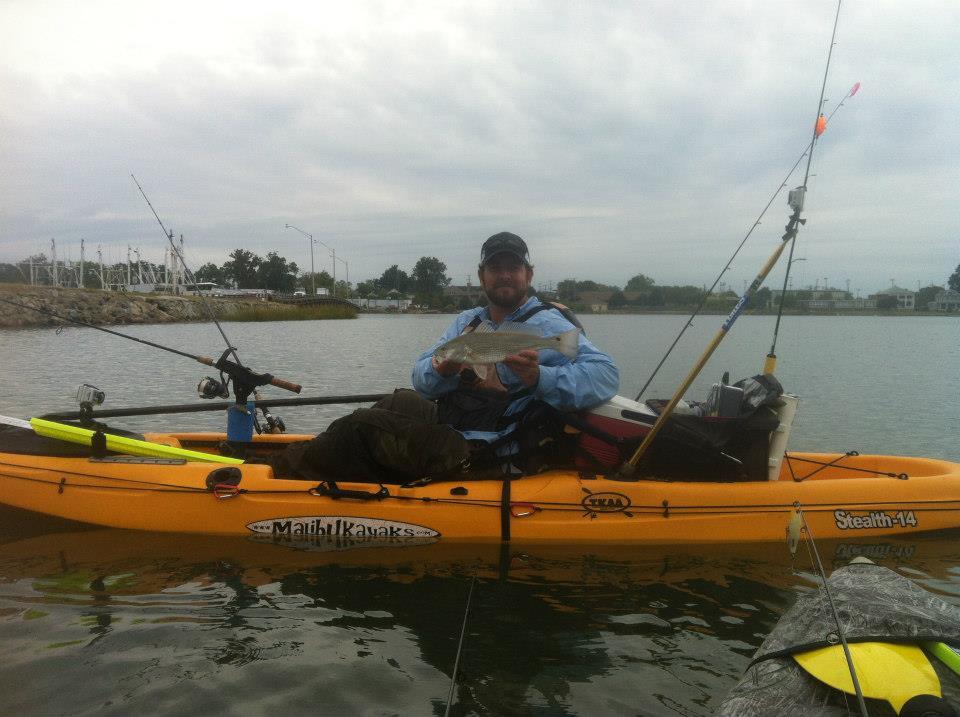 Man powered fishing how to choose a fishing kayak a for Beginner fishing kayak