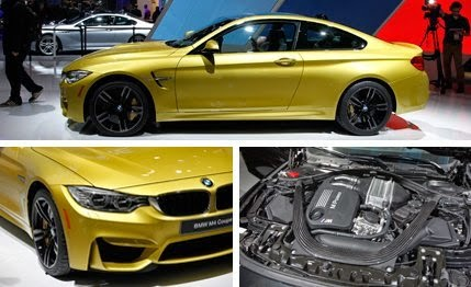 2015 BMW M3 - Specifications