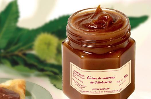 Blog 75 recettes desserts moelleux la cr me de marrons - Dessert a la creme de marron ...