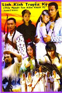 Linh Kính Truyền Kỳ - The Legend Of Magic Mirror