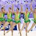 Meninas do Brasil brilham e conquistam ouro na ginástica rítmica