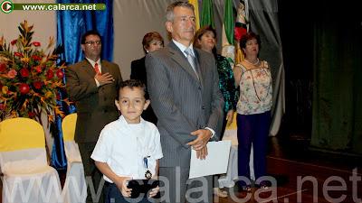 Santiago Rodríguez Liévano - Medalla a la Excelencia
