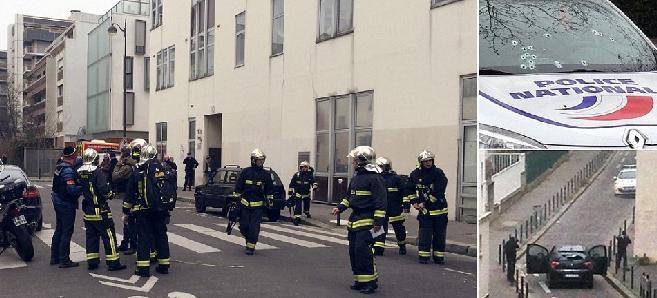 Berita Terkini Insiden Tembakan Rambang Di Paris 7 Januari 2015