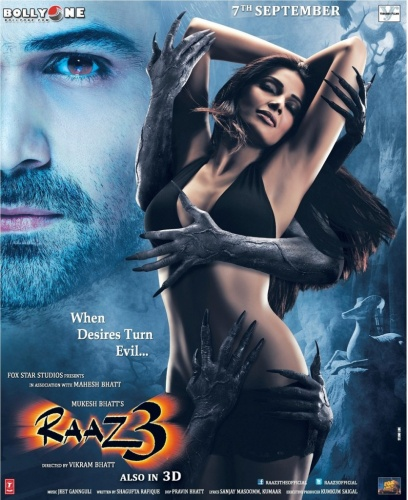 Raaz 3 2012 Bioskop
