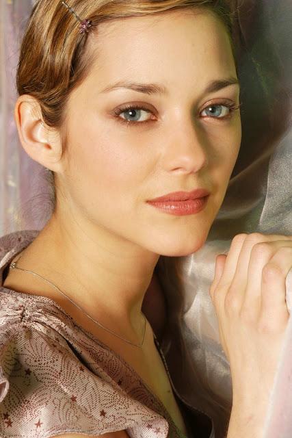 French Actress Marion Cotillard